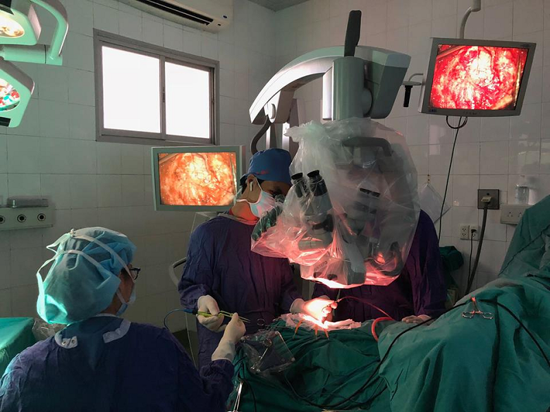 Cứu sống bệnh nhân 2 lần bị bác sĩ lắc đầu trả về - ảnh 1