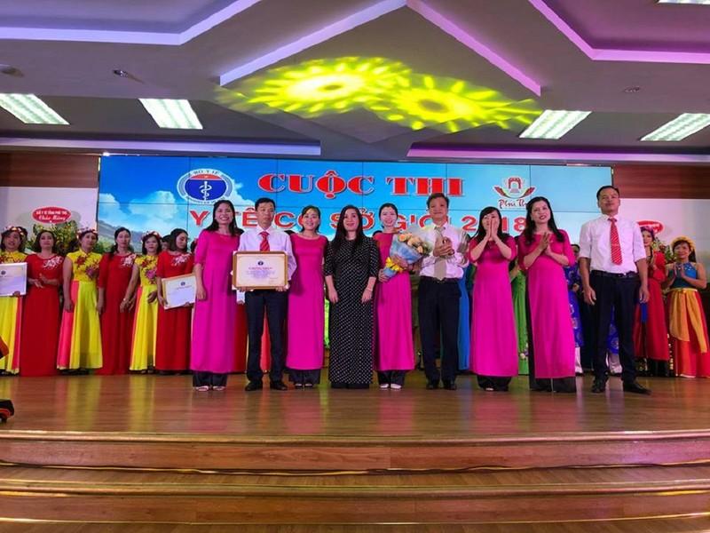 Phú Thọ giành giải nhất cuộc thi y tế cơ sở giỏi 2018 - ảnh 3