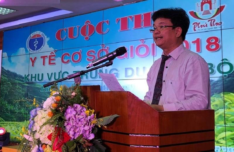 Phú Thọ giành giải nhất cuộc thi y tế cơ sở giỏi 2018 - ảnh 1