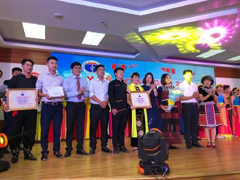 Phú Thọ giành giải nhất cuộc thi y tế cơ sở giỏi 2018 - ảnh 4