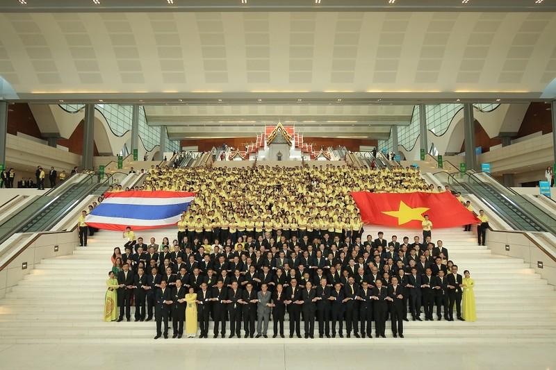 C.P. Việt Nam đón nhận huân chương Lao động hạng III - ảnh 2