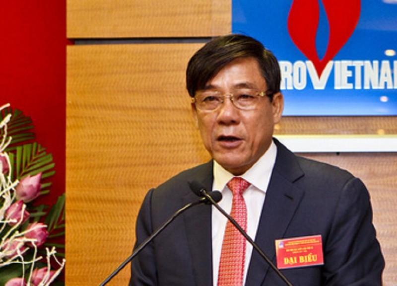 Bộ Công an bắt cựu tổng giám đốc PVEP Đỗ Văn Khạnh - ảnh 1