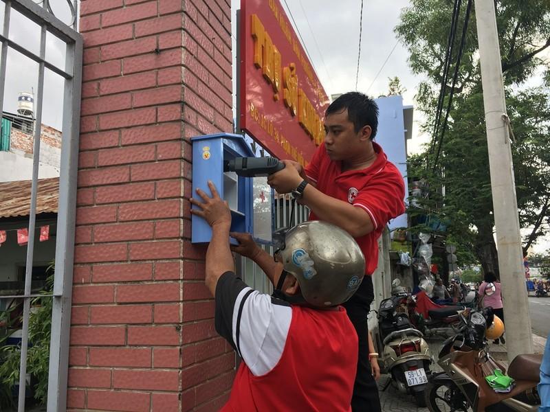Người Sài Gòn có tủ cứu thương miễn phí  - ảnh 1
