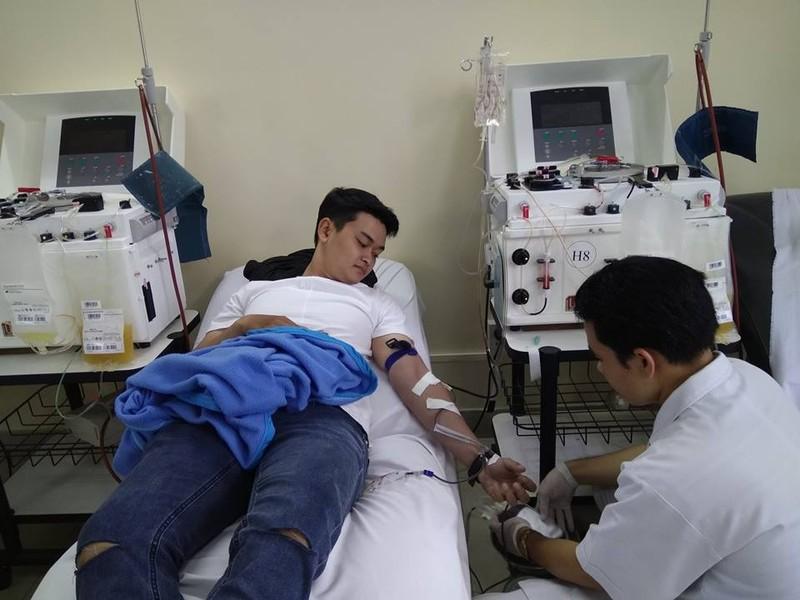 Tấm lòng nữ sinh viên 'lỡ' mang nhóm máu rất hiếm - ảnh 5