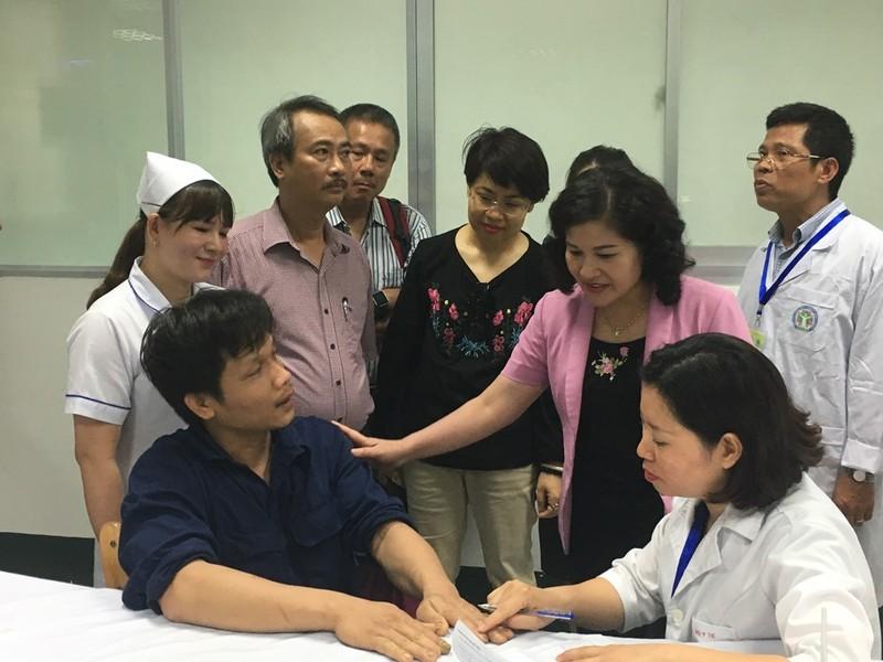 An toàn lao động trong công ty đông công nhân nhất TP.HCM - ảnh 1