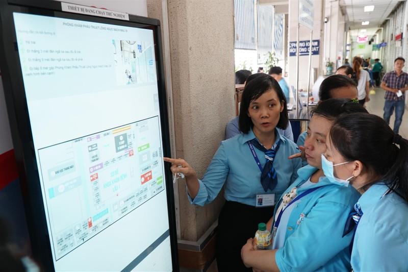 Hàng chục bệnh viện ở TP.HCM có WiFi nhờ triển khai 'số hóa'  - ảnh 2