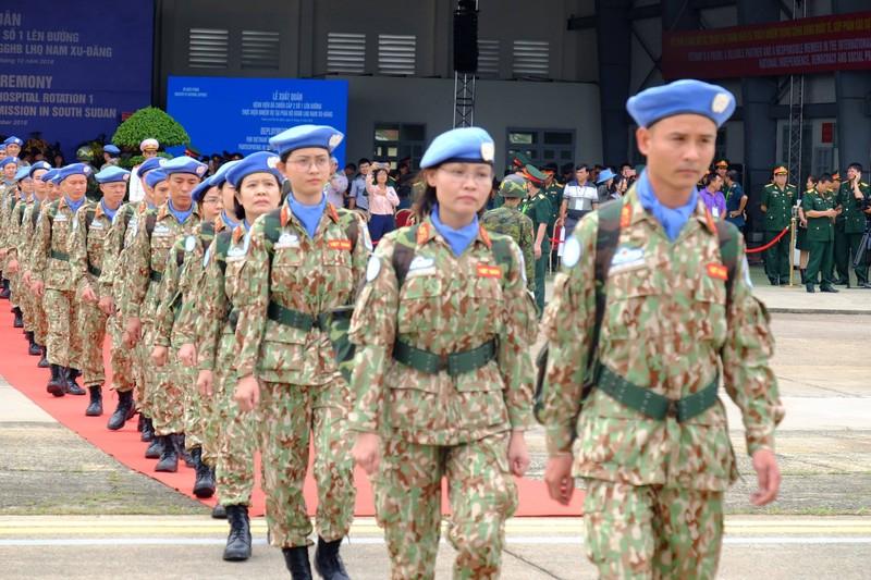 63 bác sĩ quân y VN sẵn sàng qua châu Phi gìn giữ hòa bình - ảnh 2