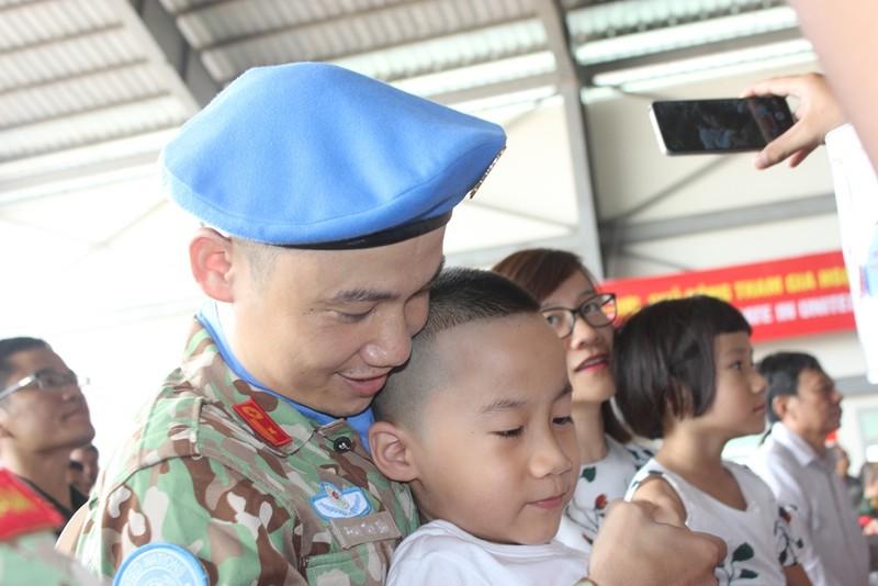 63 bác sĩ quân y VN sẵn sàng qua châu Phi gìn giữ hòa bình - ảnh 4