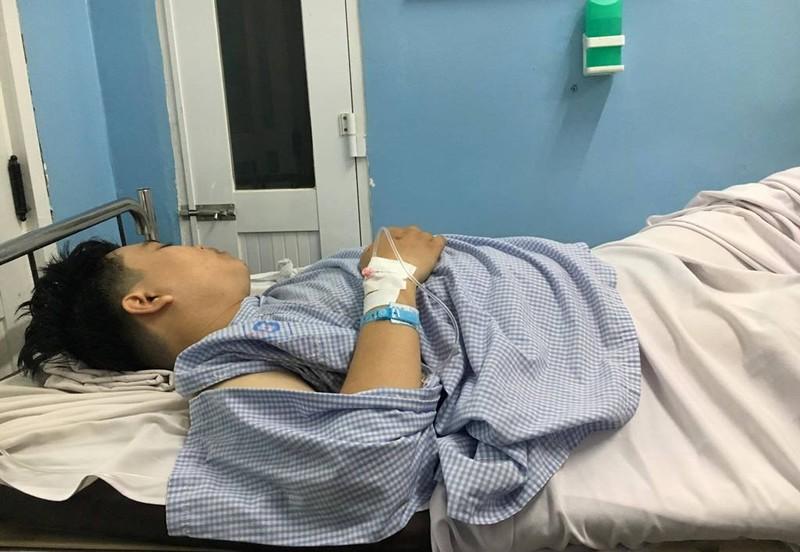 3 nạn nhân vụ tai nạn ở Hàng Xanh 1 người còn hôn mê - ảnh 1