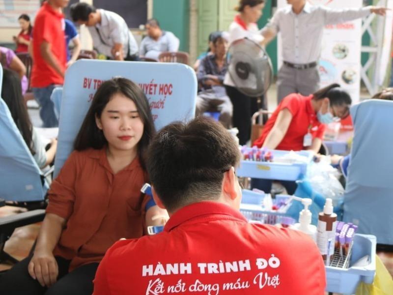 TP.HCM cần 13.000 người hiến máu cấp cứu dịp Tết - ảnh 1