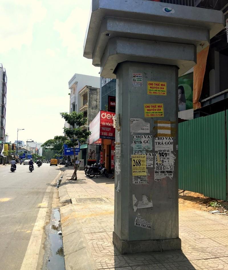 Quảng cáo bôi bẩn đường phố lại tái xuất - ảnh 5