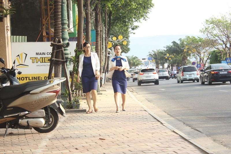 Đà Nẵng dỡ bỏ nhiều chướng ngại trên vỉa hè - ảnh 8