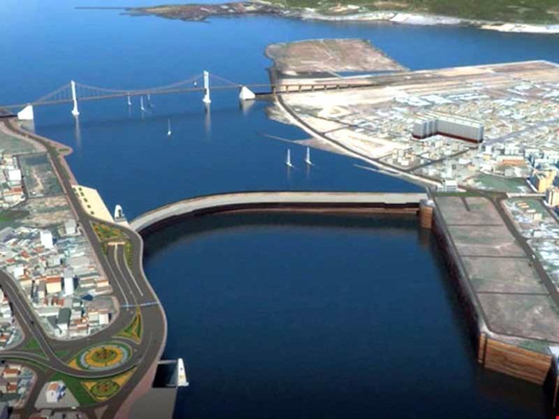 Công trình hầm qua sông Hàn vẫn chưa được quyết định chính thức.