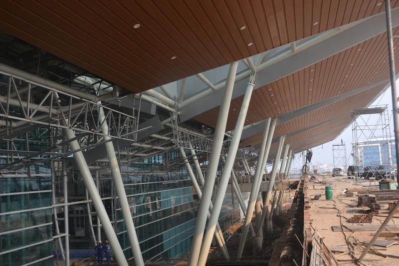 Sân bay đón 21 nguyên thủ thế giới sắp có diện mạo mới - ảnh 1