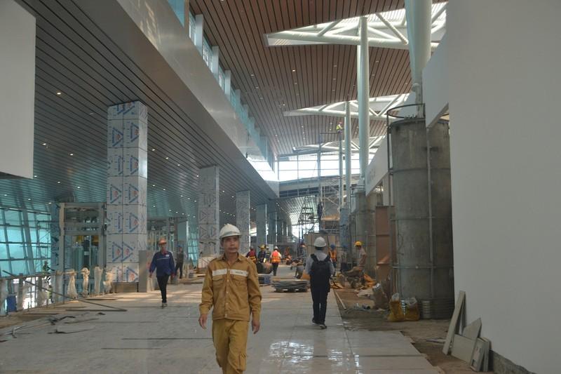 Sân bay đón 21 nguyên thủ thế giới sắp có diện mạo mới - ảnh 2