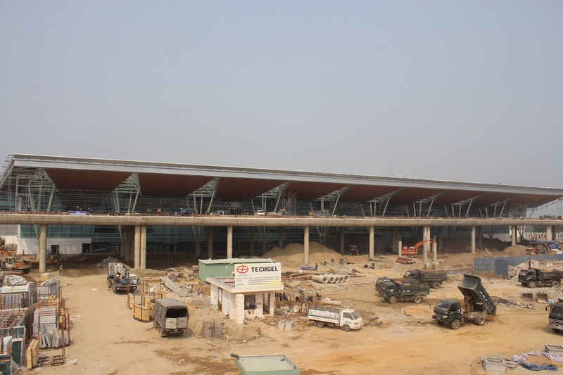 Sân bay đón 21 nguyên thủ thế giới sắp có diện mạo mới - ảnh 8