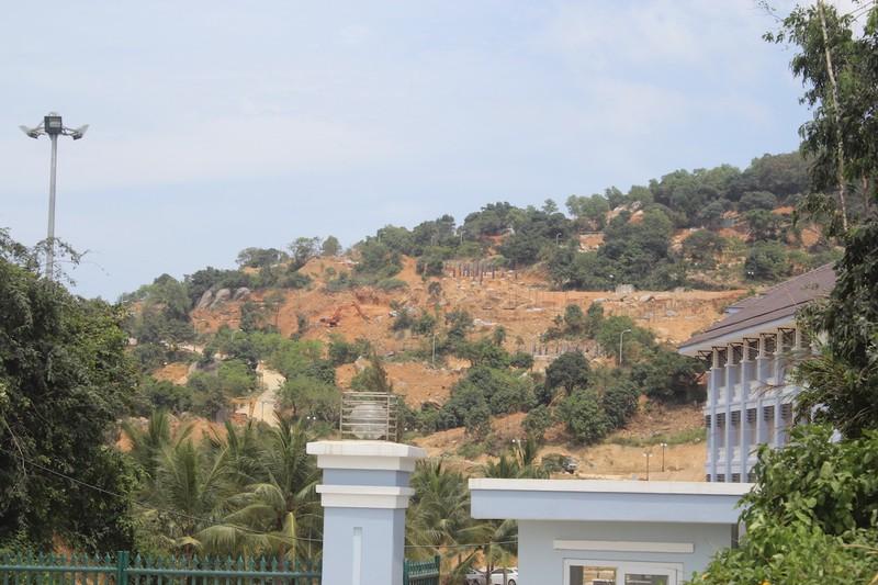 Dự án nghỉ dưỡng ở Sơn Trà gây bức xúc - ảnh 1