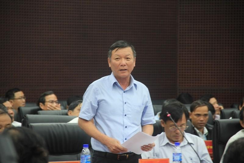 Xe lãnh đạo Đà Nẵng cũng run sợ trước hung thần xe ben - ảnh 1