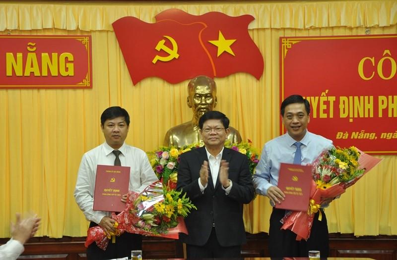 Đà Nẵng có chánh Văn phòng Thành ủy mới - ảnh 1