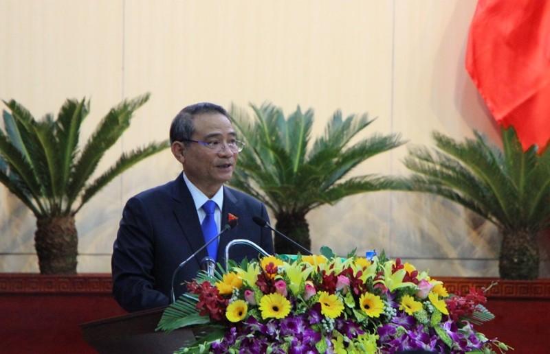 Khuyết chủ tịch, HĐND Đà Nẵng vẫn khai mạc kỳ họp thứ 6 - ảnh 1