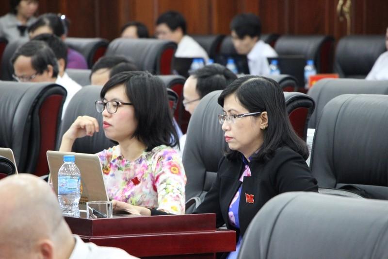 Những nữ đại biểu làm nóng nghị trường Đà Nẵng - ảnh 8