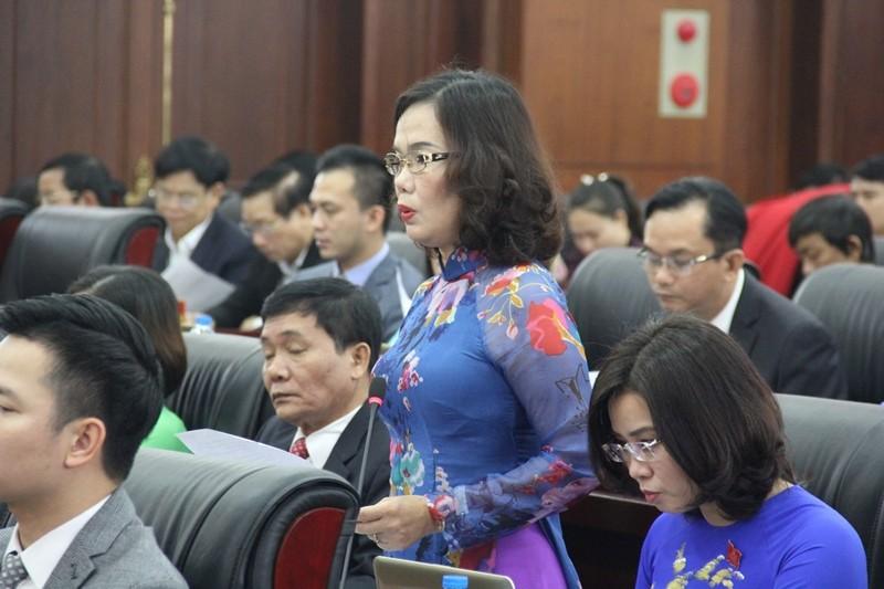 Những nữ đại biểu làm nóng nghị trường Đà Nẵng - ảnh 6