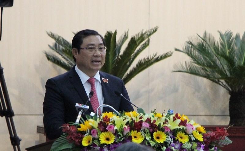 Chủ tịch Huỳnh Đức Thơ: 'Tôi cũng chịu nhiều áp lực' - ảnh 1