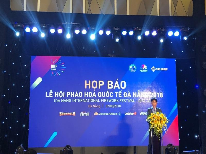 Ông Huỳnh Văn Hùng (Giám đốc Sở Văn hóa, Thể thao Đà Nẵng)