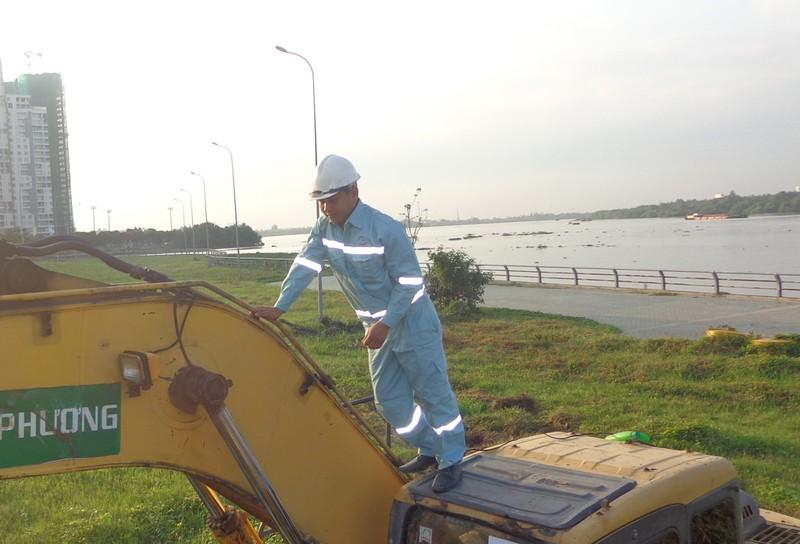Bắt đầu xây cầu qua đảo Kim Cương - ảnh 8
