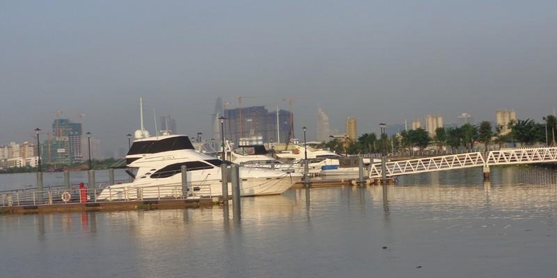 Bắt đầu xây cầu qua đảo Kim Cương - ảnh 7