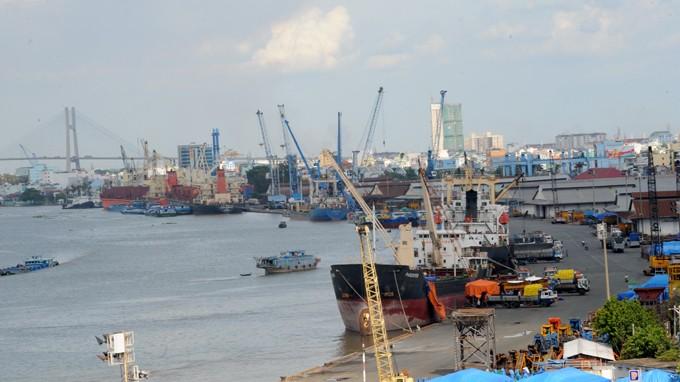 Mở thêm nhiều cảng, đường nối TP.HCM với các tỉnh - ảnh 1