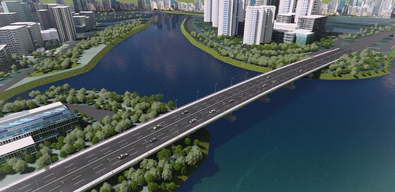 Áp lực hạ tầng giao thông siêu đô thị TP.HCM rất lớn - ảnh 4