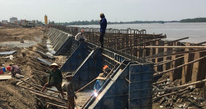 30-5, xây xong cầu qua đảo Kim Cương - ảnh 5
