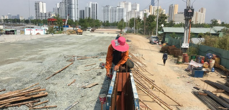 30-5, xây xong cầu qua đảo Kim Cương - ảnh 3