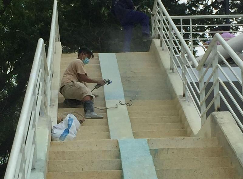Xây ba cầu vượt đi bộ ở Gò Vấp - ảnh 1
