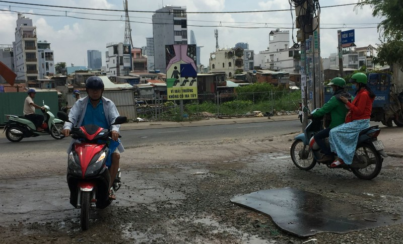 Hai phương án làm cầu Nguyễn Khoái vượt kênh Tẻ - ảnh 7