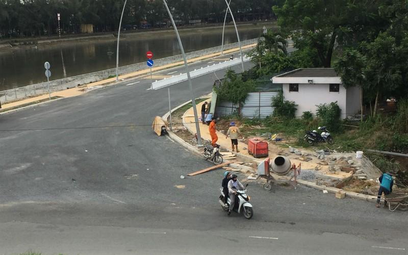Thông đường nối các trường đại học và khu dân cư - ảnh 2