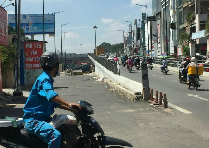 Gấp rút xây cầu đường nối Gò Vấp, Bình Thạnh, quận 12 - ảnh 3