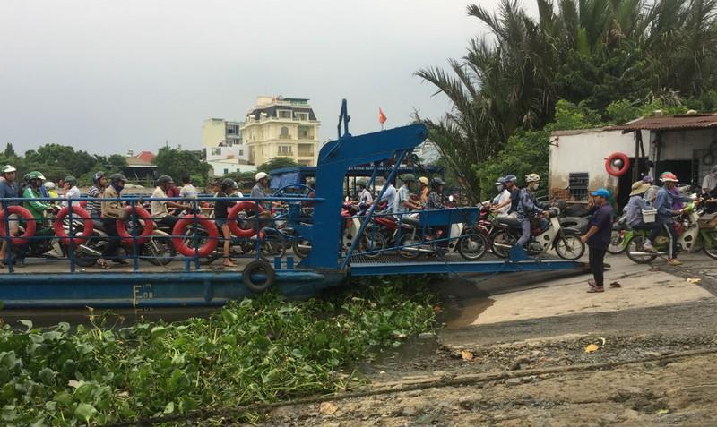 Gấp rút xây cầu đường nối Gò Vấp, Bình Thạnh, quận 12 - ảnh 4