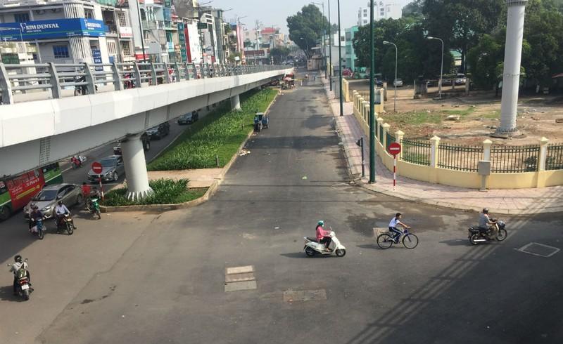 Gấp rút xây cầu đường nối Gò Vấp, Bình Thạnh, quận 12 - ảnh 2