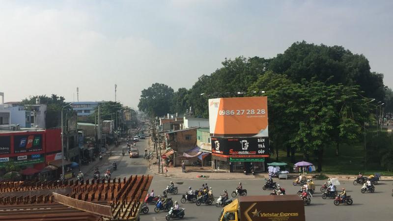 Gấp rút xây cầu đường nối Gò Vấp, Bình Thạnh, quận 12 - ảnh 1