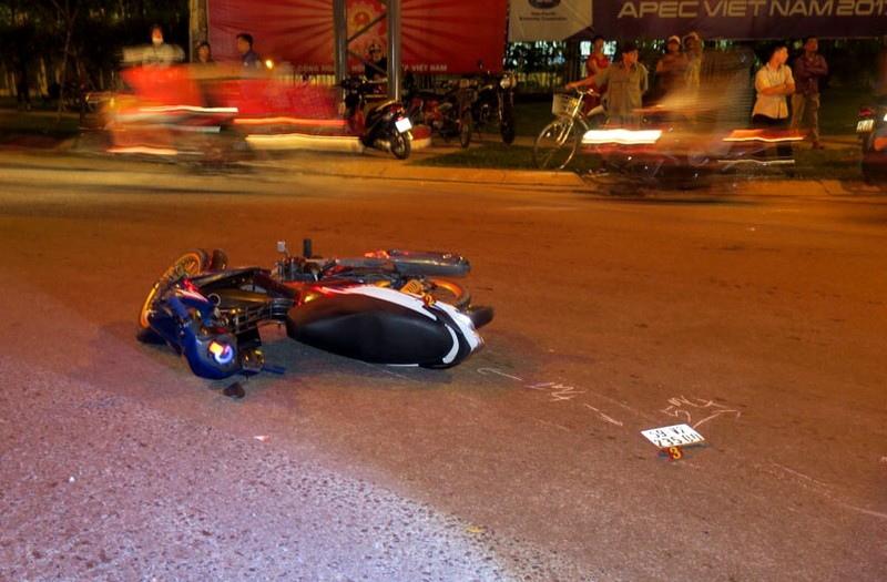 Trích xuất camera tìm ô tô cán chết người ở quận 12 - ảnh 1