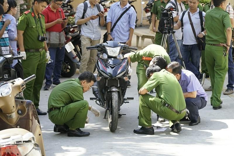 TP.HCM: Họp khẩn vụ trộm xe SH đâm chết hai 'hiệp sĩ' - ảnh 2