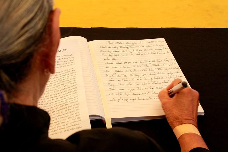 'Chú Mười' qua lời kể của cô học trò miền Nam 80 tuổi - ảnh 2