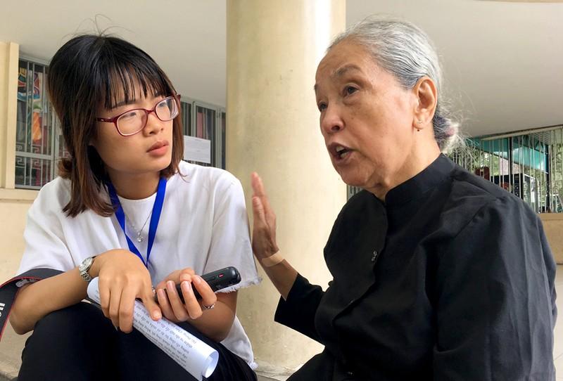 'Chú Mười' qua lời kể của cô học trò miền Nam 80 tuổi - ảnh 3