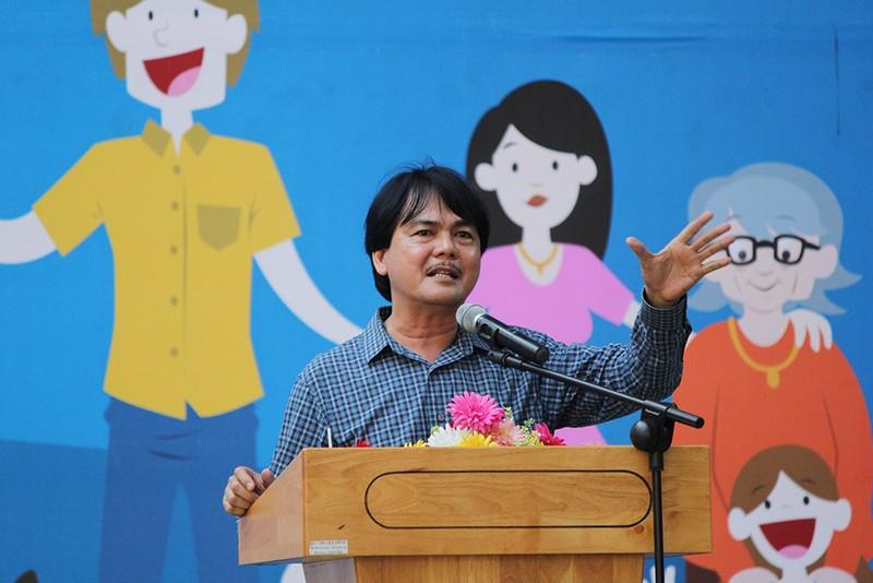 Trường THPT Nguyễn Du lập CLB dành riêng cho phụ huynh - ảnh 2