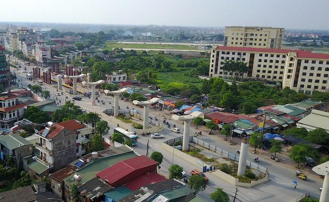 Toàn cảnh tuyến metro 36.000 tỉ đầu tiên ở Hà Nội - ảnh 1