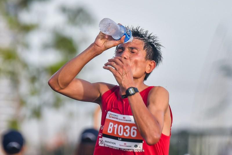 Những hình ảnh ấn tượng ở giải Marathon Quốc tế TP.HCM - ảnh 7