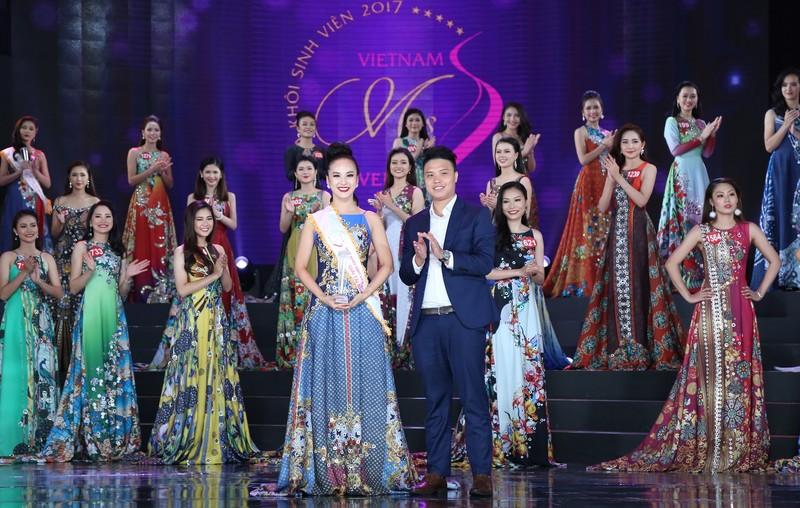 Nữ sinh Tây Đô đăng quang Hoa khôi Sinh viên VN 2017 - ảnh 10