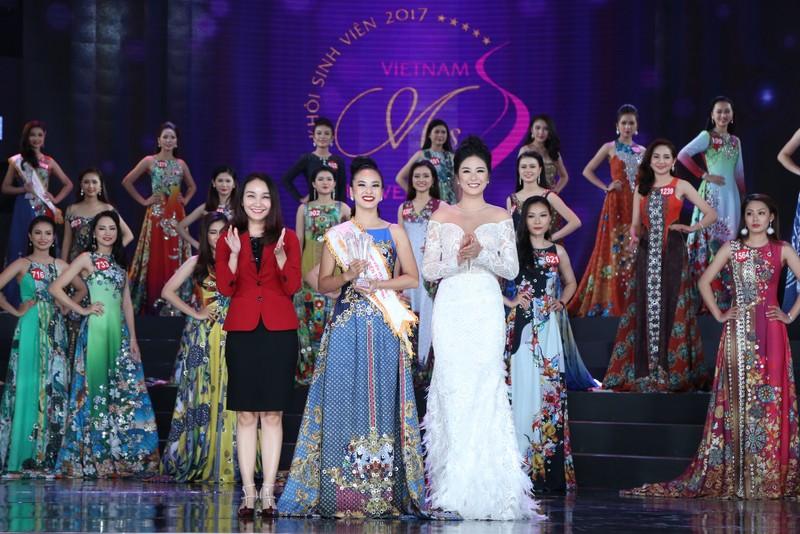 Nữ sinh Tây Đô đăng quang Hoa khôi Sinh viên VN 2017 - ảnh 11